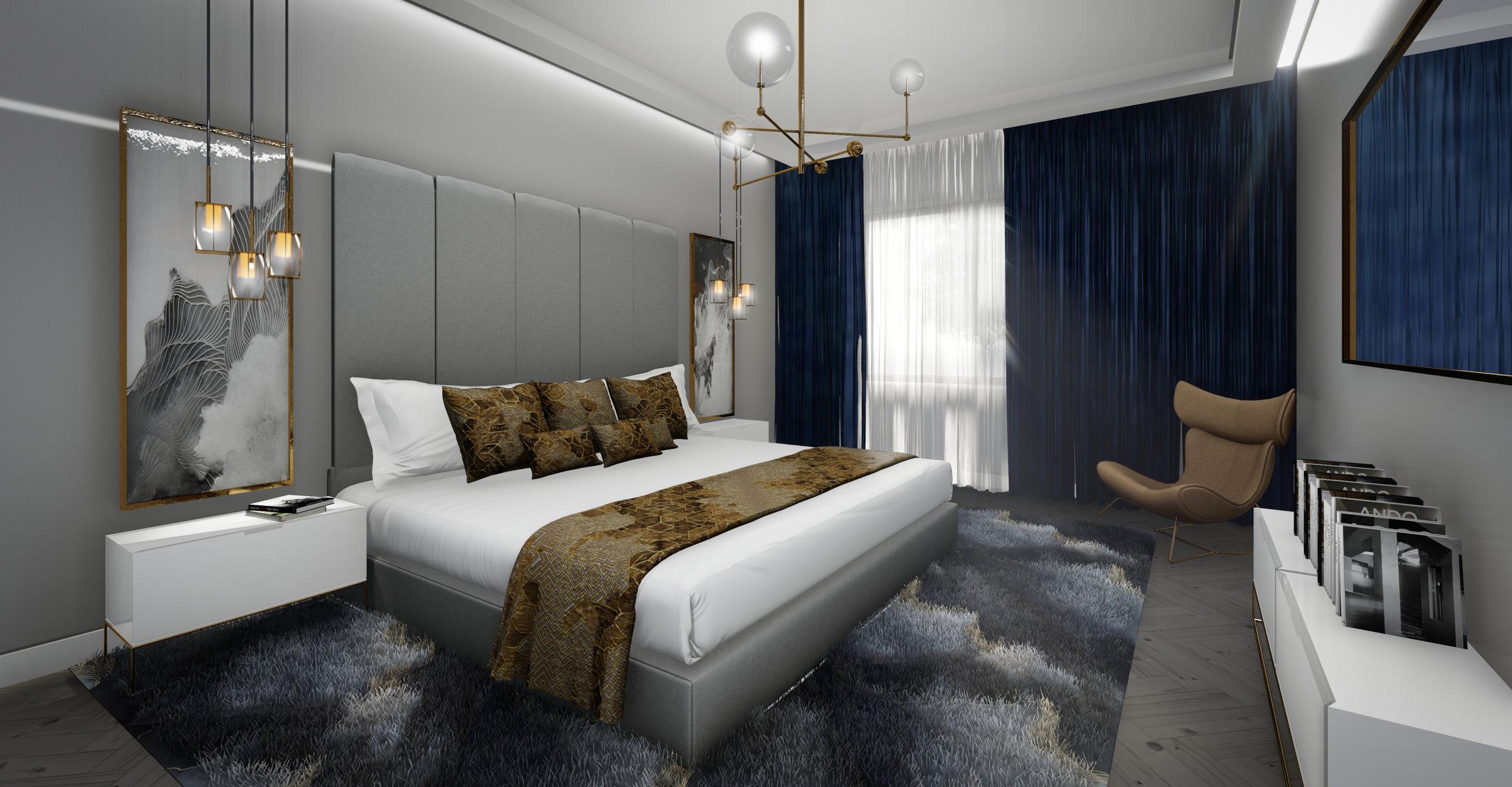 © Copyright Studio DS 2018 - the Multi Home Smart Home Interior Design 2