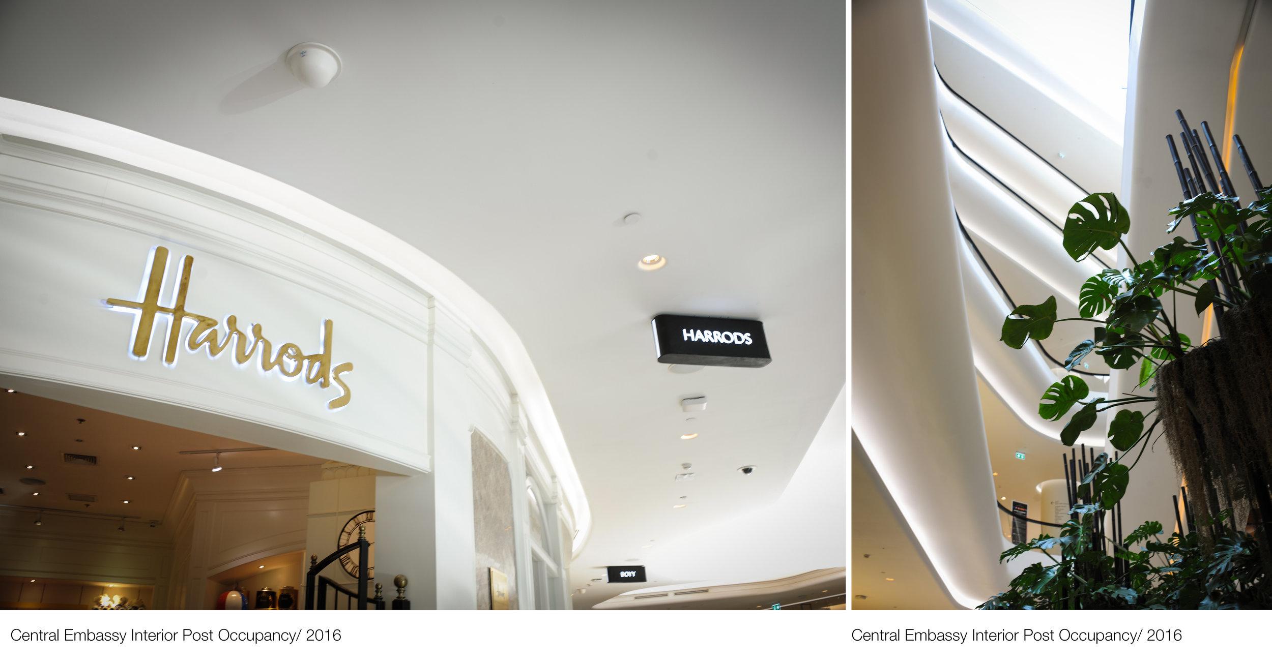 © Copyright Studio DS 2018 - Central Embassy Interior Design Post Occupancy Visual 2