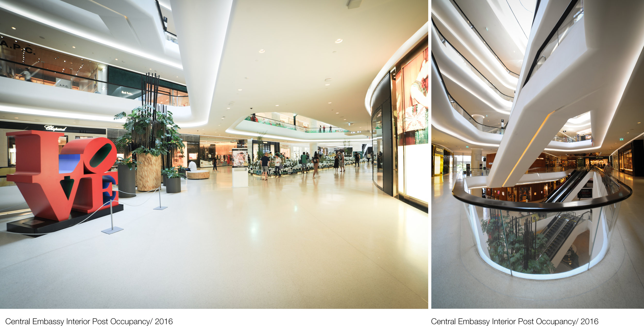 © Copyright Studio DS 2018 - Central Embassy Interior Design Post Occupancy