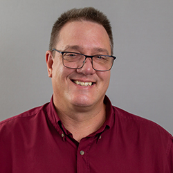 Jeff Augur  Service Technician