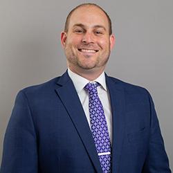 Garrett Peterson  Major Accounts Executive