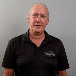 Chuck Jenkins  Field Technician