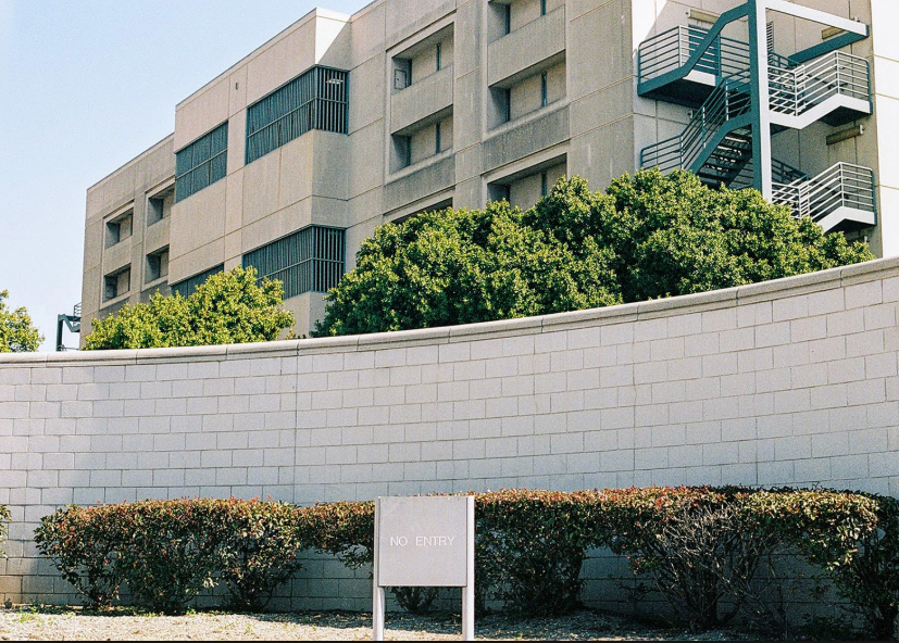 The Century Regional Detention Facility is the largest jail for women in the nation, Los Angeles County, California