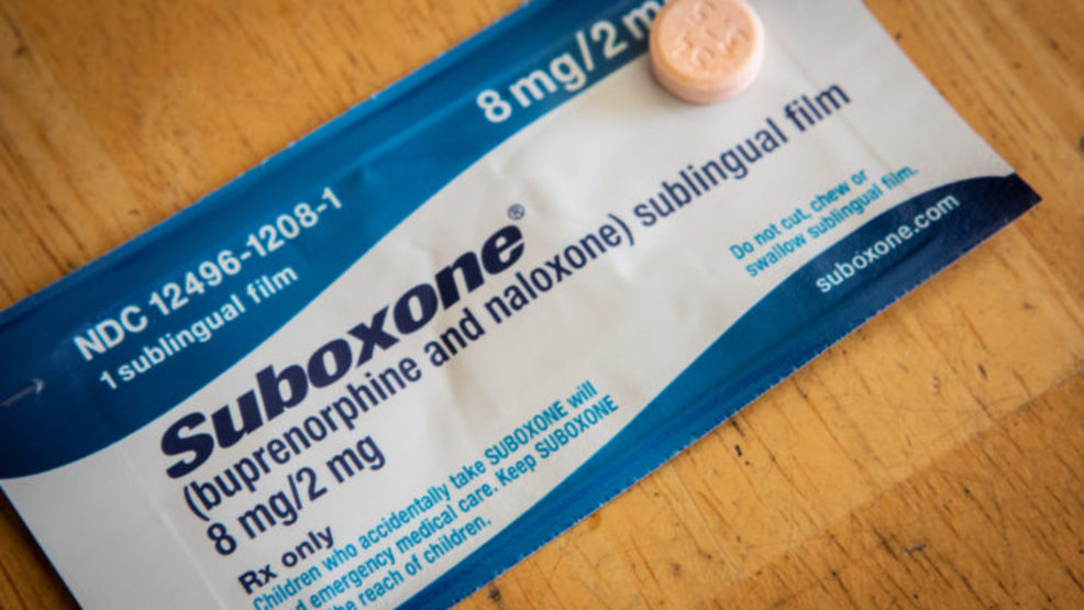 Suboxone, in pill and strip form (Troy R. Bennett | BDN).