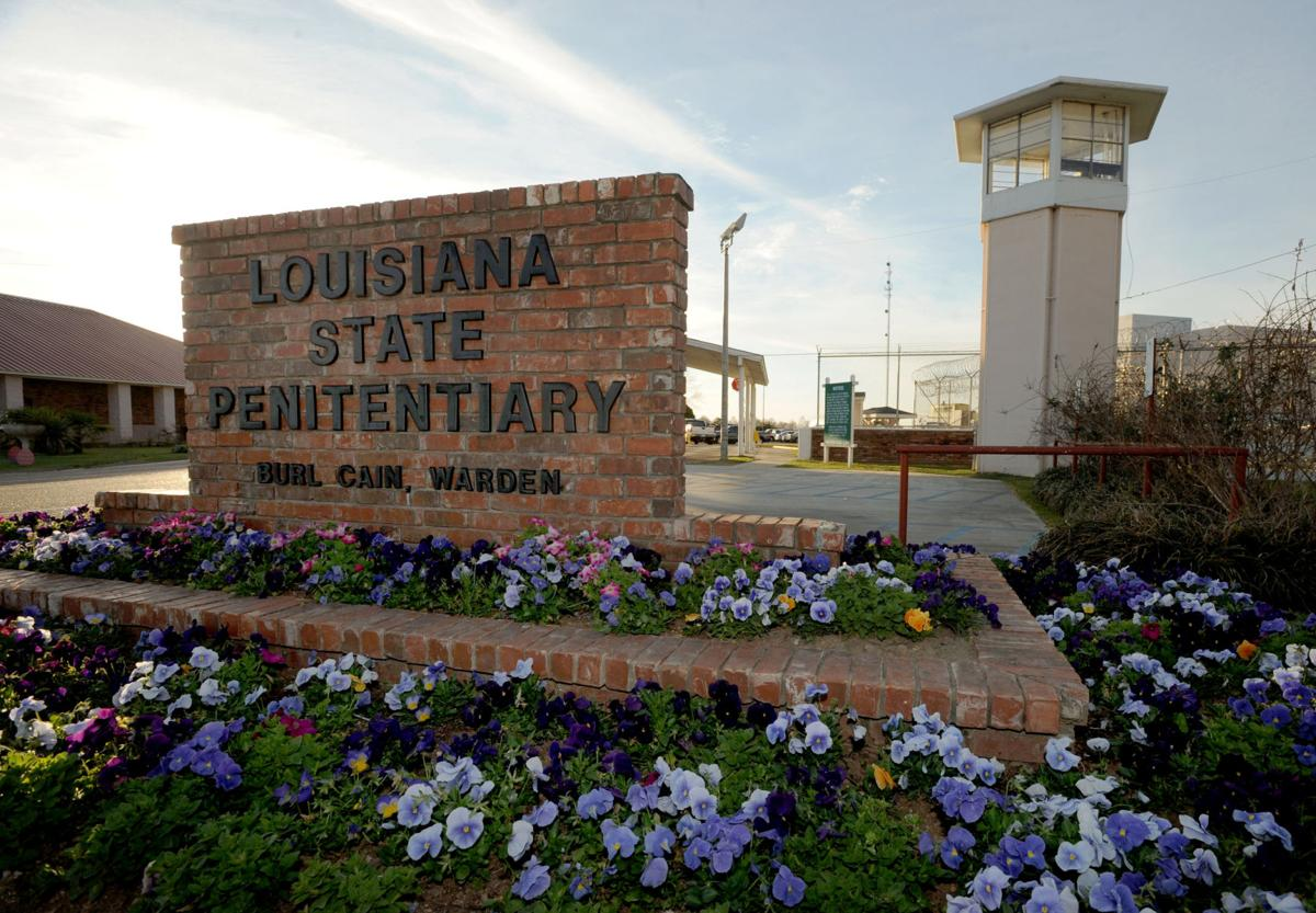 Louisiana State Penitentiary                    ADVOCATE FILE PHOTO BY Mark Saltz