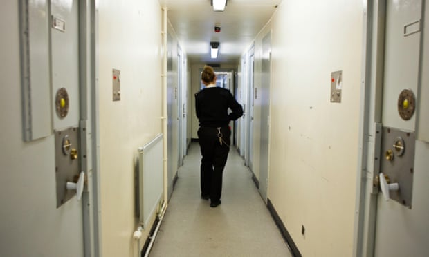 There were 3,262 women recorded as being of no fixed abode on arrival in custody across the nine custodial institutions that hold women in 2018, MoJ data reveals. Photograph: Andrew Aitchison/Corbis via Getty Images