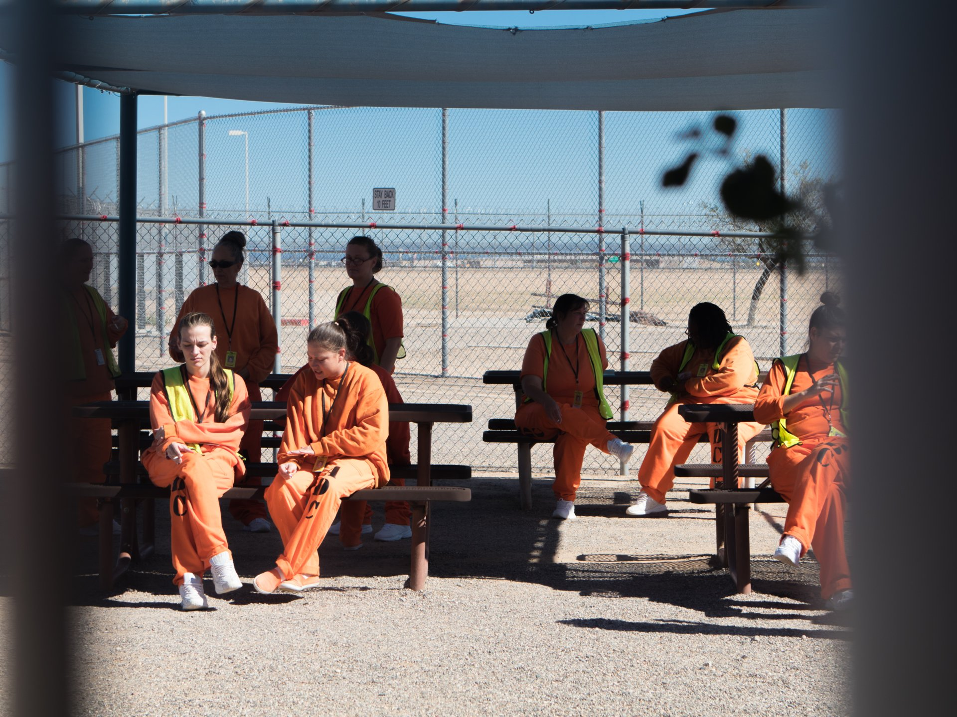 eleverde trains and employs incarcerated women in Perryville, a prison center in Arizona. Televerde