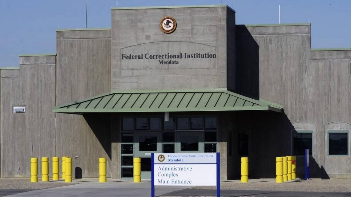 The federal prison in Mendota, California opened in 2012. ERIC ZAMORA THE FRESNO BEE