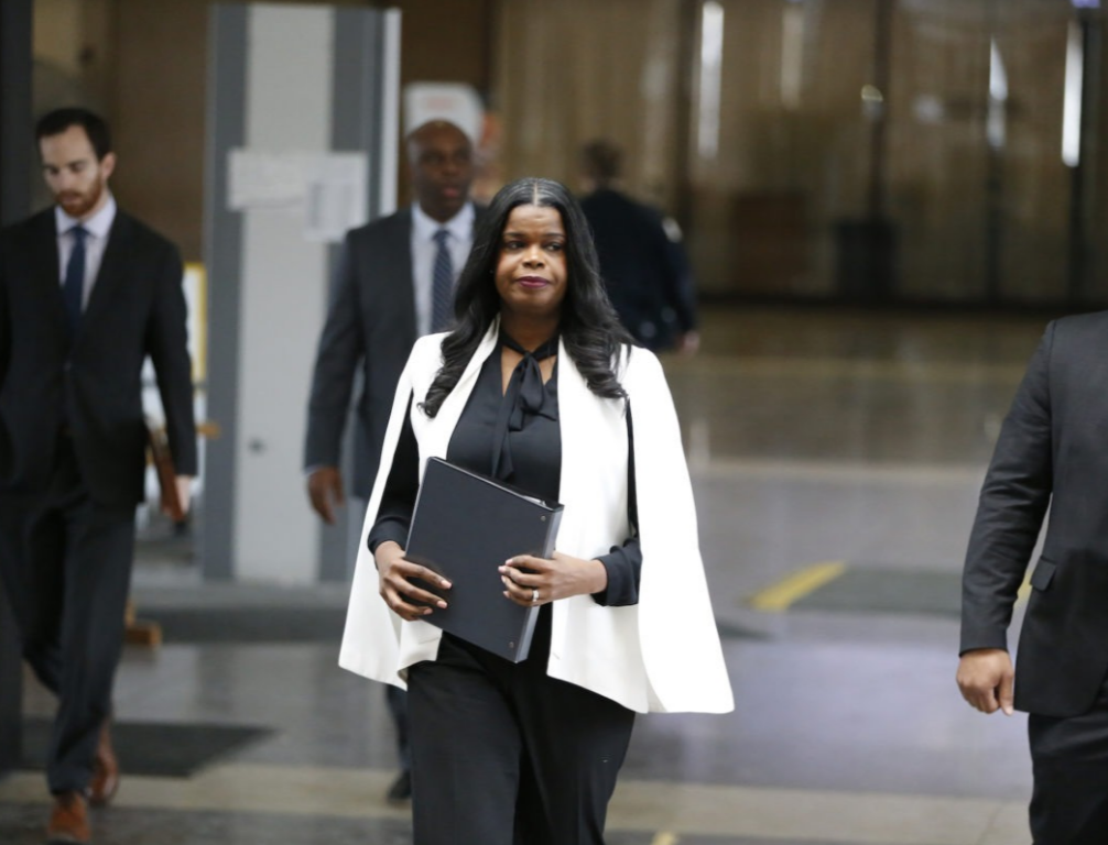 Cook County State's Attorney Kim Foxx              Photo by Nuccio DiNuzzo/Getty Images