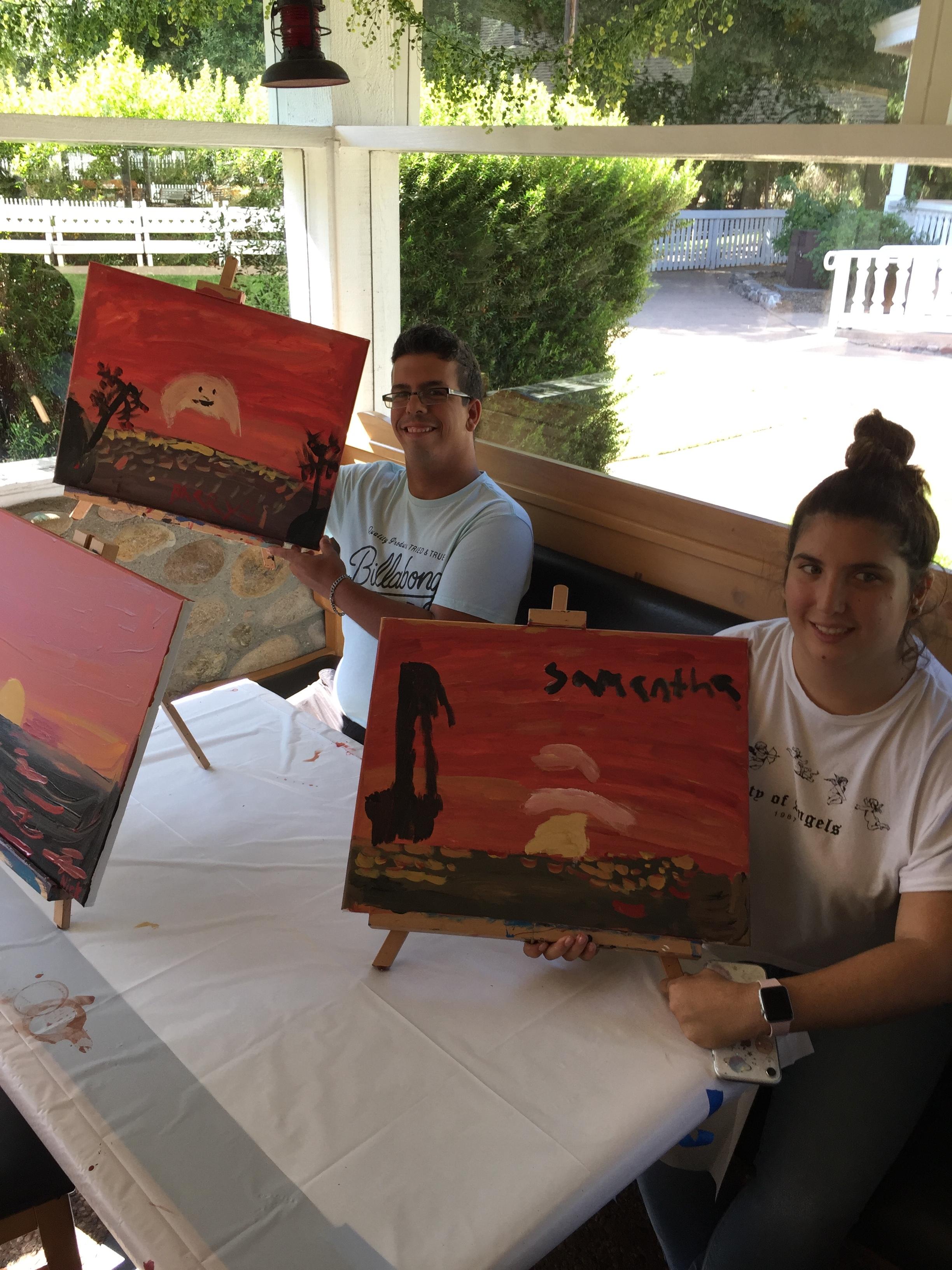 08-24-19 Villa de Vida Social Club Activity