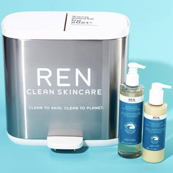 Time for some REN Skincare international giveaway. Image source:  @Renskincare
