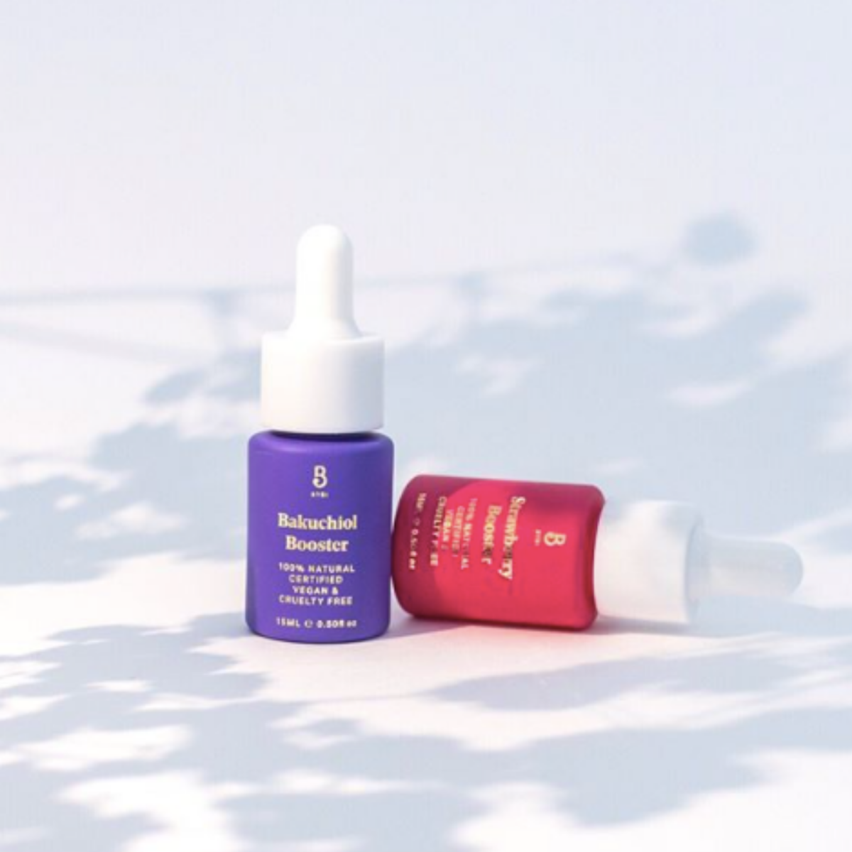 BYBI Beauty Strawberry Booster has only one ingredient, Fragaria Ananassa (Strawberry) Seed Oil. Image source:  @Bybibeauty