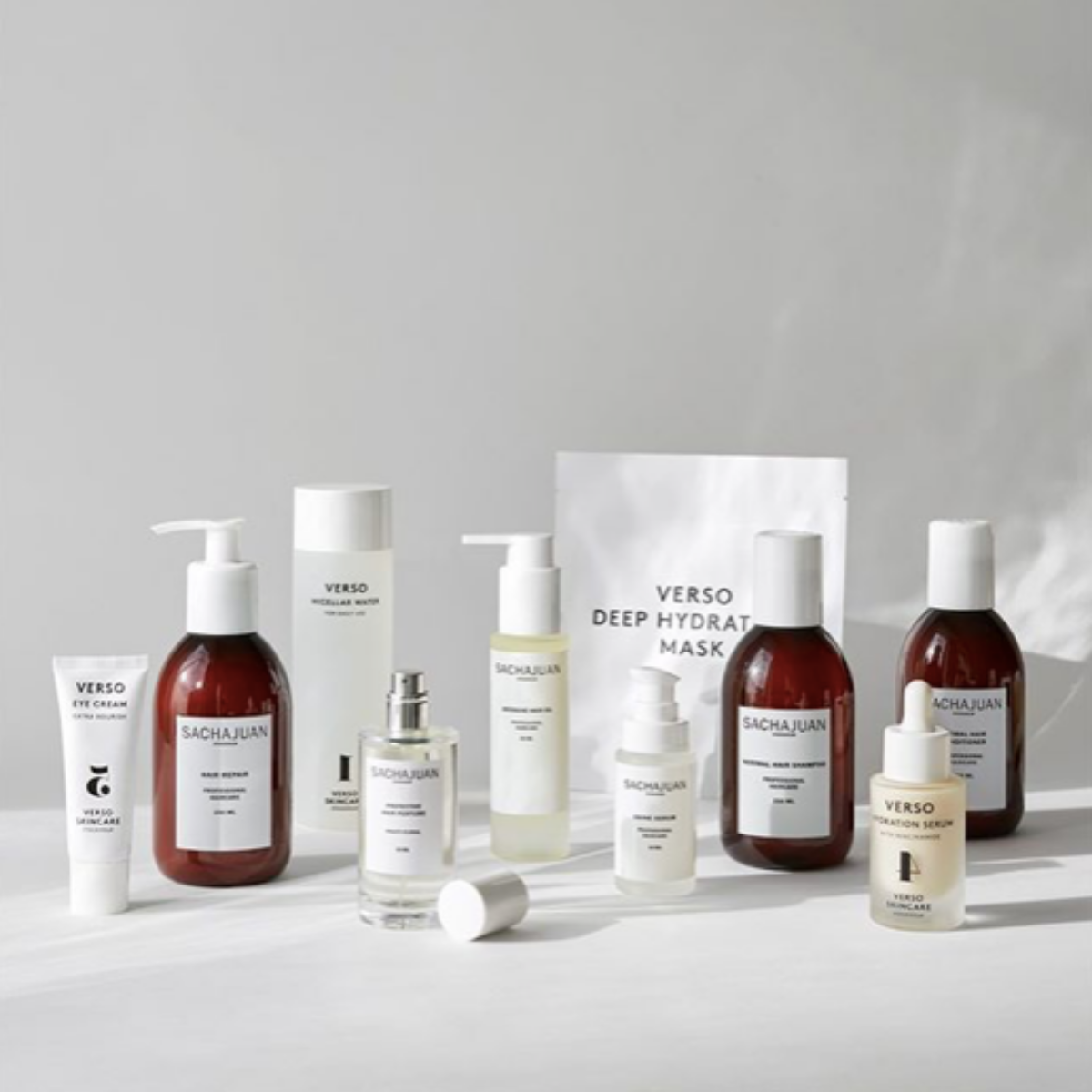 Participate in SACHAJUAN X Verso Summer Competition Giveaway this July 2019. Image source:  @Versoskincare