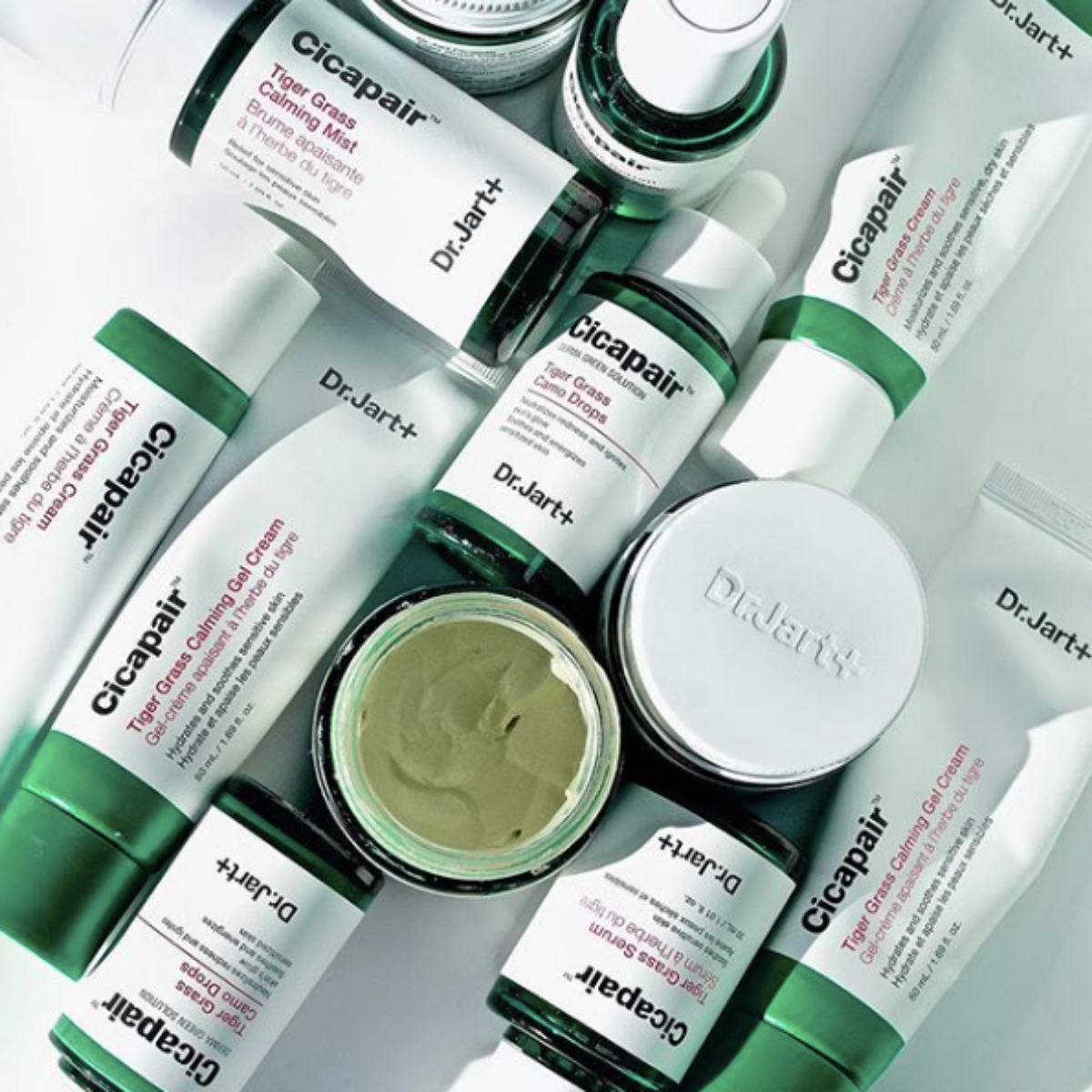 New and improved Dr.Jart+ Cicapair collection. Image source:  @Drjart