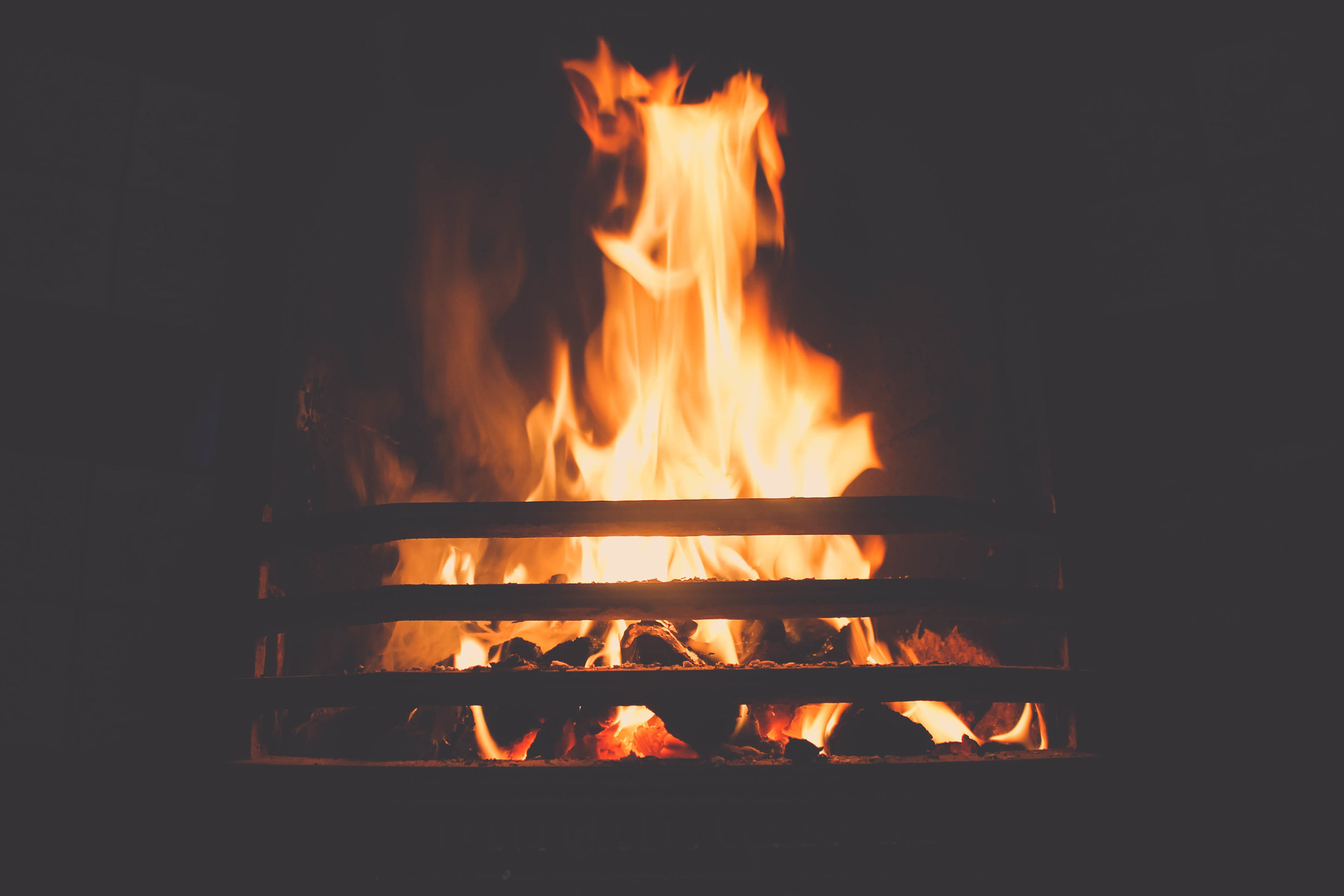 Start the season off right with a clean fireplace and a well-working flue.