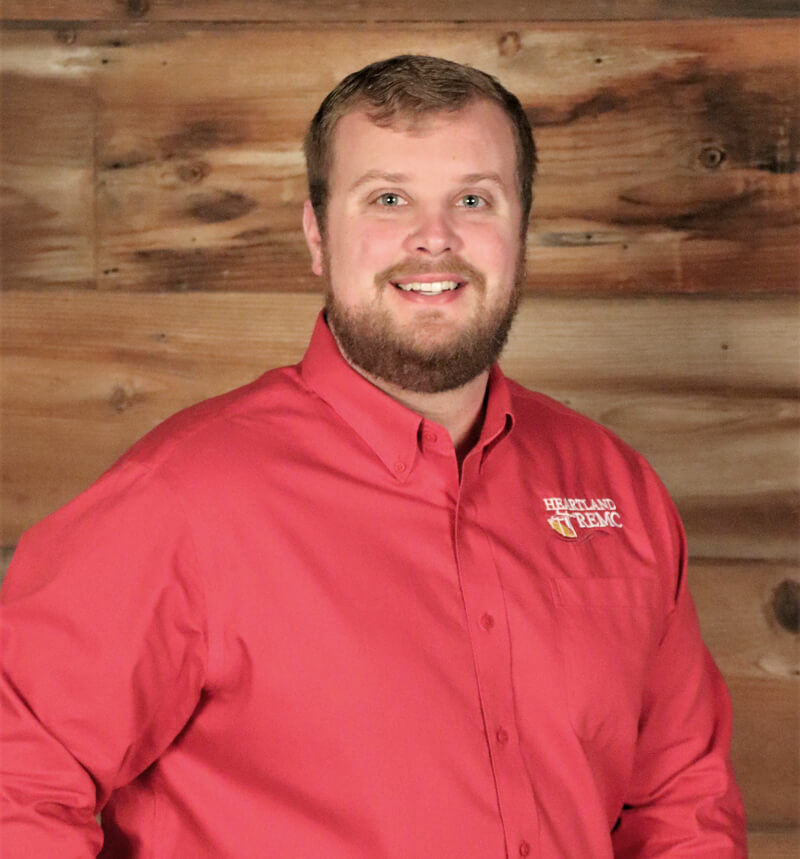 GARRETT KEISER  is a BPI (Building Performance Institute) certified Energy Advisor. He has worked at Heartland REMC since October 2015 and is looking forward to helping you with all your energy consumption questions.