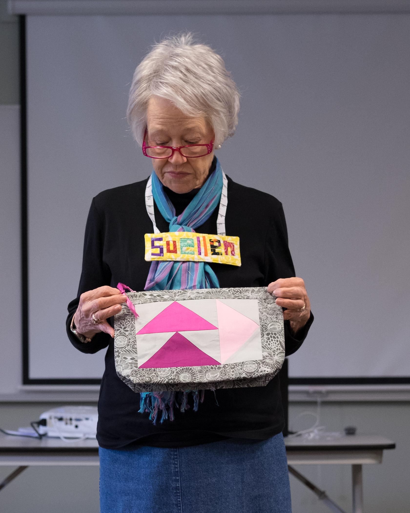 Suellen's Powder Case