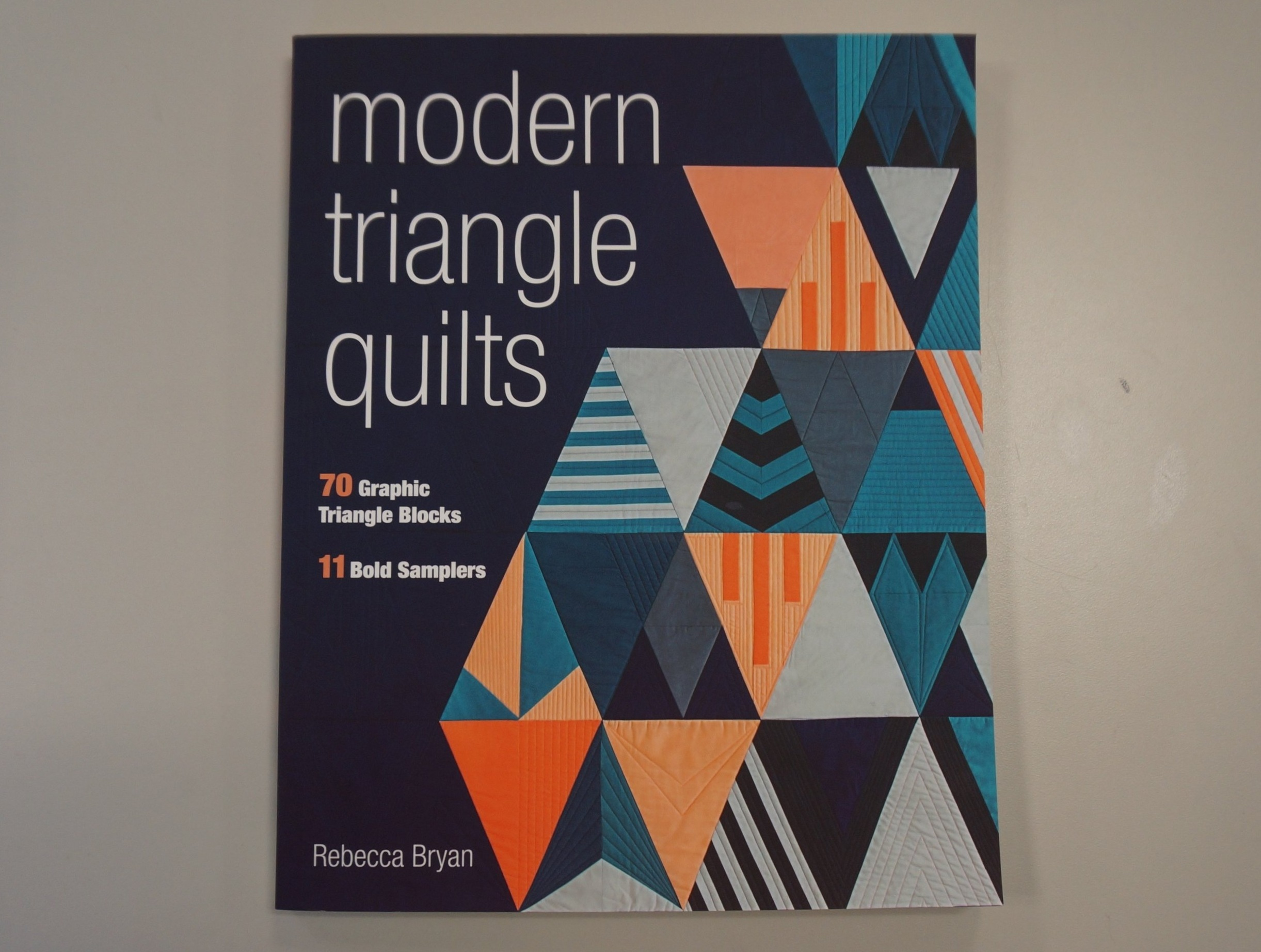 This book provides patterns and/or inspiration.