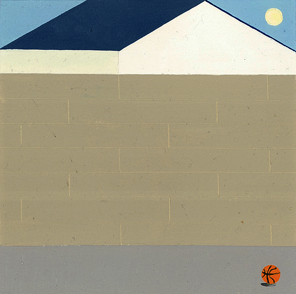Ball And Sun (Wall)