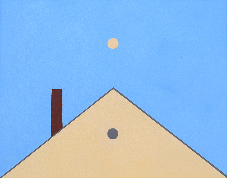 Sun and House