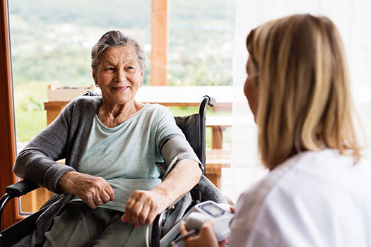 Home care - Home support for health and wellness available privately or through Island Health