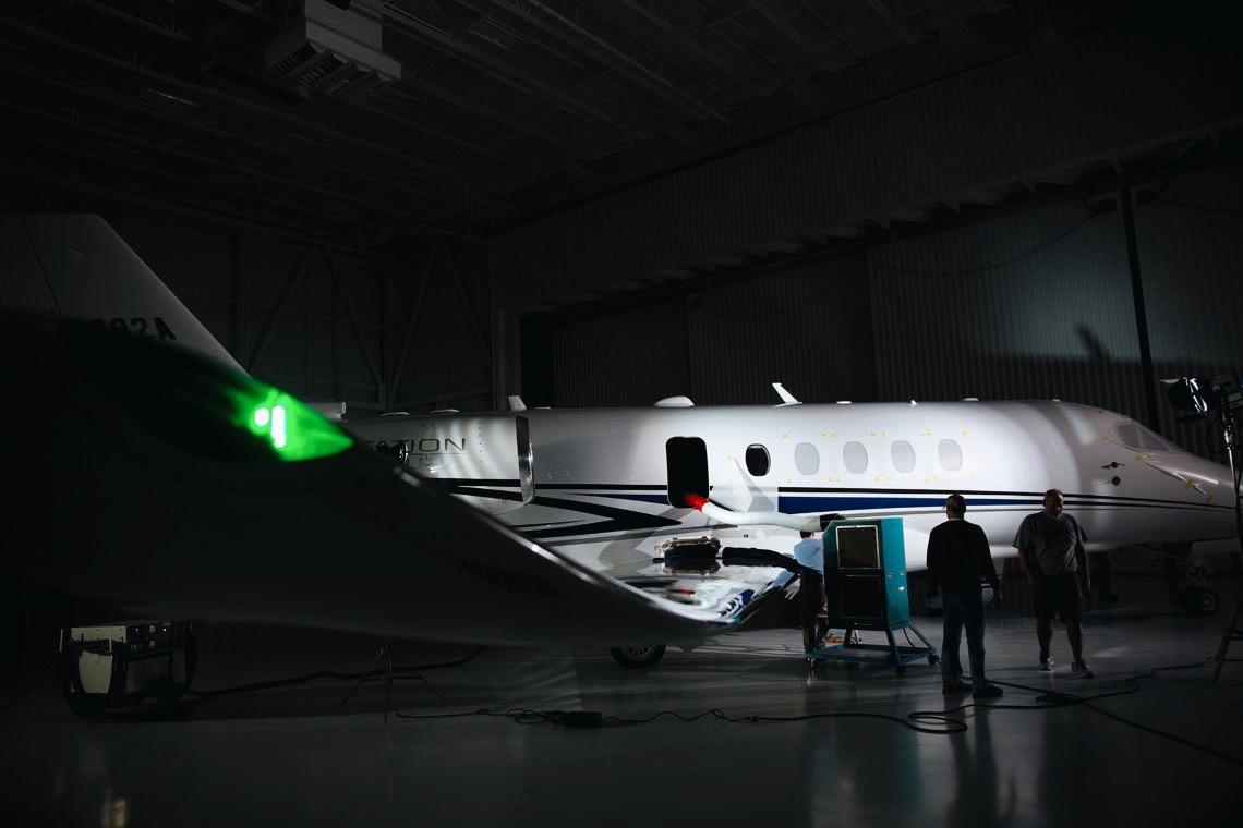 Cessna_LAT_VideoProduction_JustinMcClureCreative_BTS_4