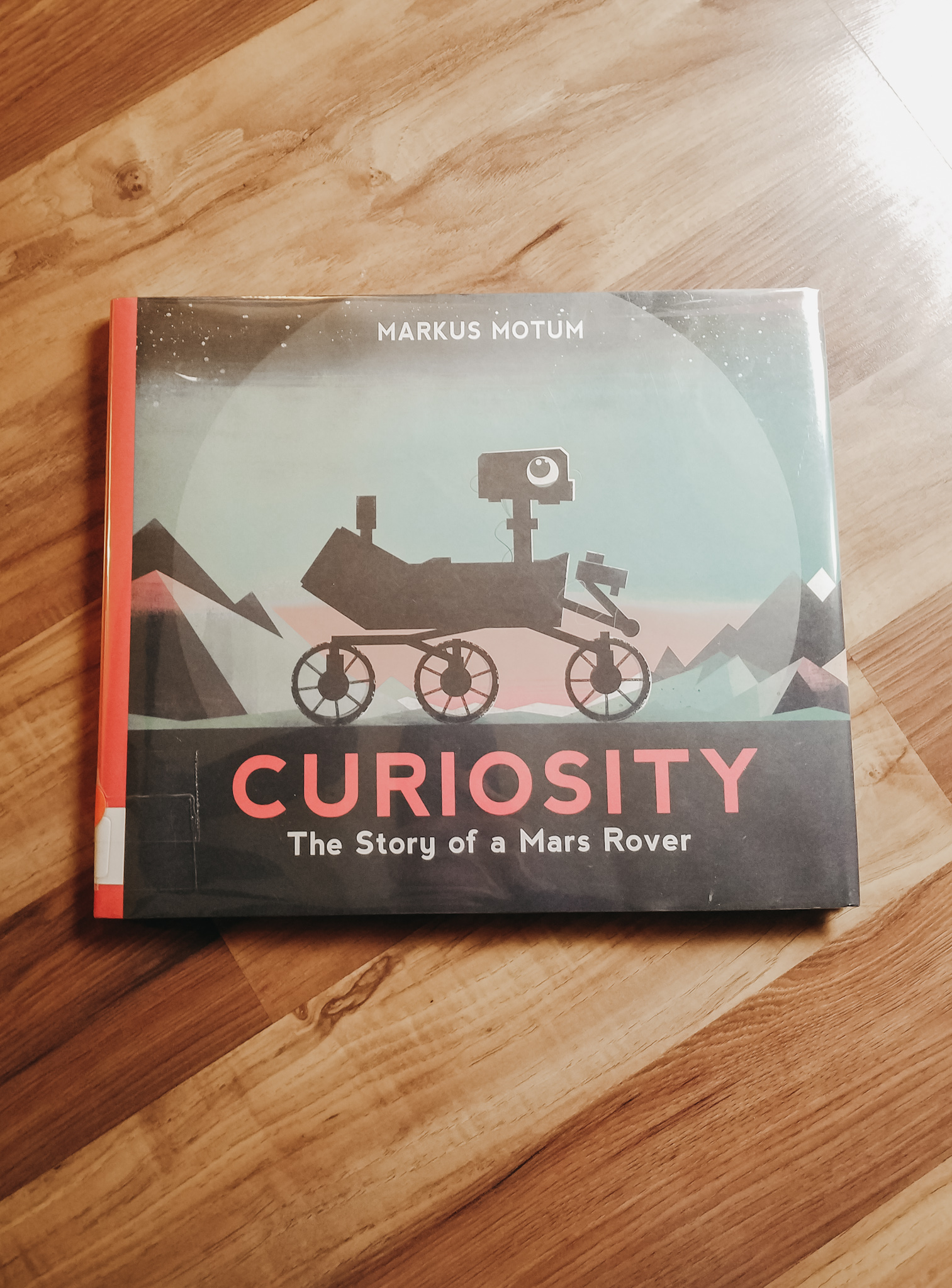 Curiosity: The Story of Mars Rover