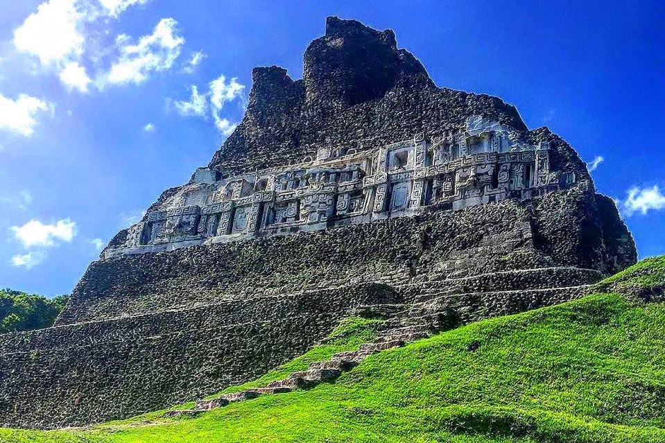 Among the Mayan Ruins - Nestled on top of the hills in the West, Belize Jungle Yoga rests in a remote village on 108 acres, rich in ancient history and legend.