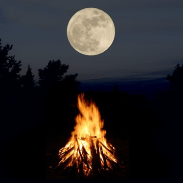 Campfire Moon Dancing - Surrender to the flow and let out your primal spirit to dance around the campfire. Fueled by the beat of indigenous drums this experience will have you ascending into the galaxy from the heart of the jungle.