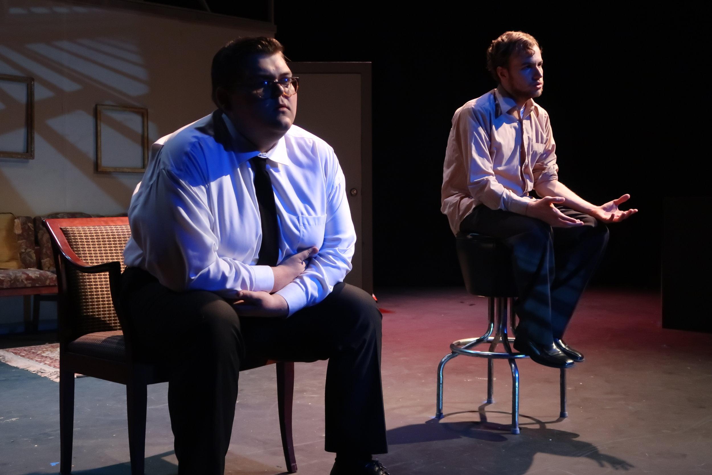 Marshall Hodges as Gene; David Verderame as Jonesy