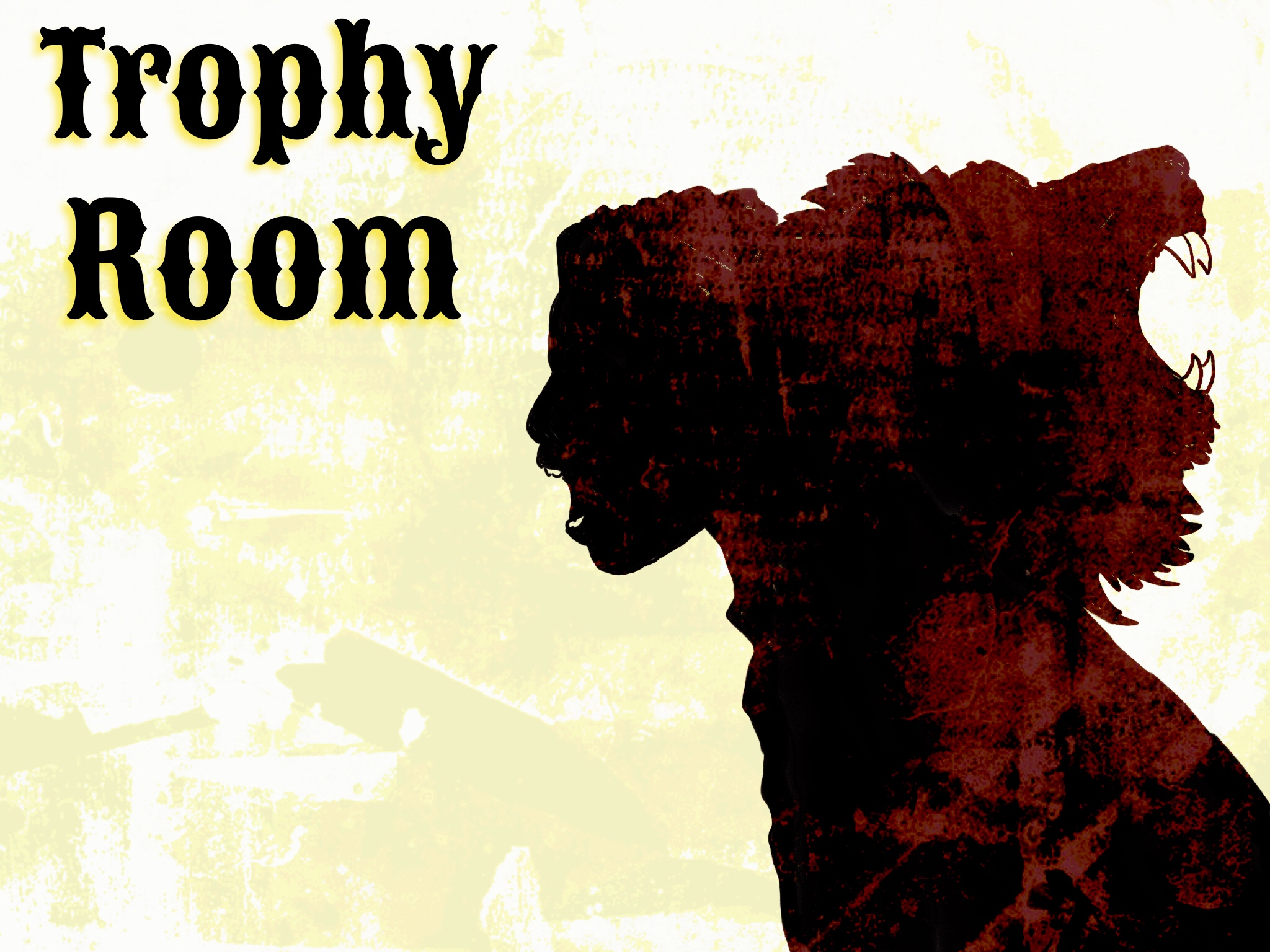 Trophy Room - Three security guards working the night shift at a customs repository get more than they bargained for when an extremely rare item arrives, a trophy which forces them to confront fears and prejudices hiding just below the surface.