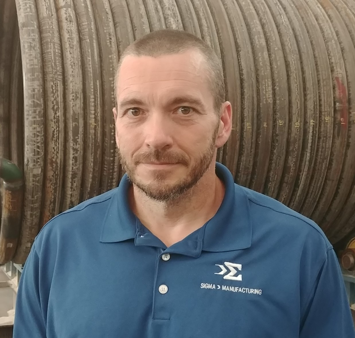 Kevin Hoseclaw, Director, Project Management.  Kevin has over 20 years experience in manufacturing and metal fabrication with a work history that includes construction, industrial equipment, boilers, pressure vessels and process piping. Kevin has been with Sigma Manufacturing LLC since 2011.