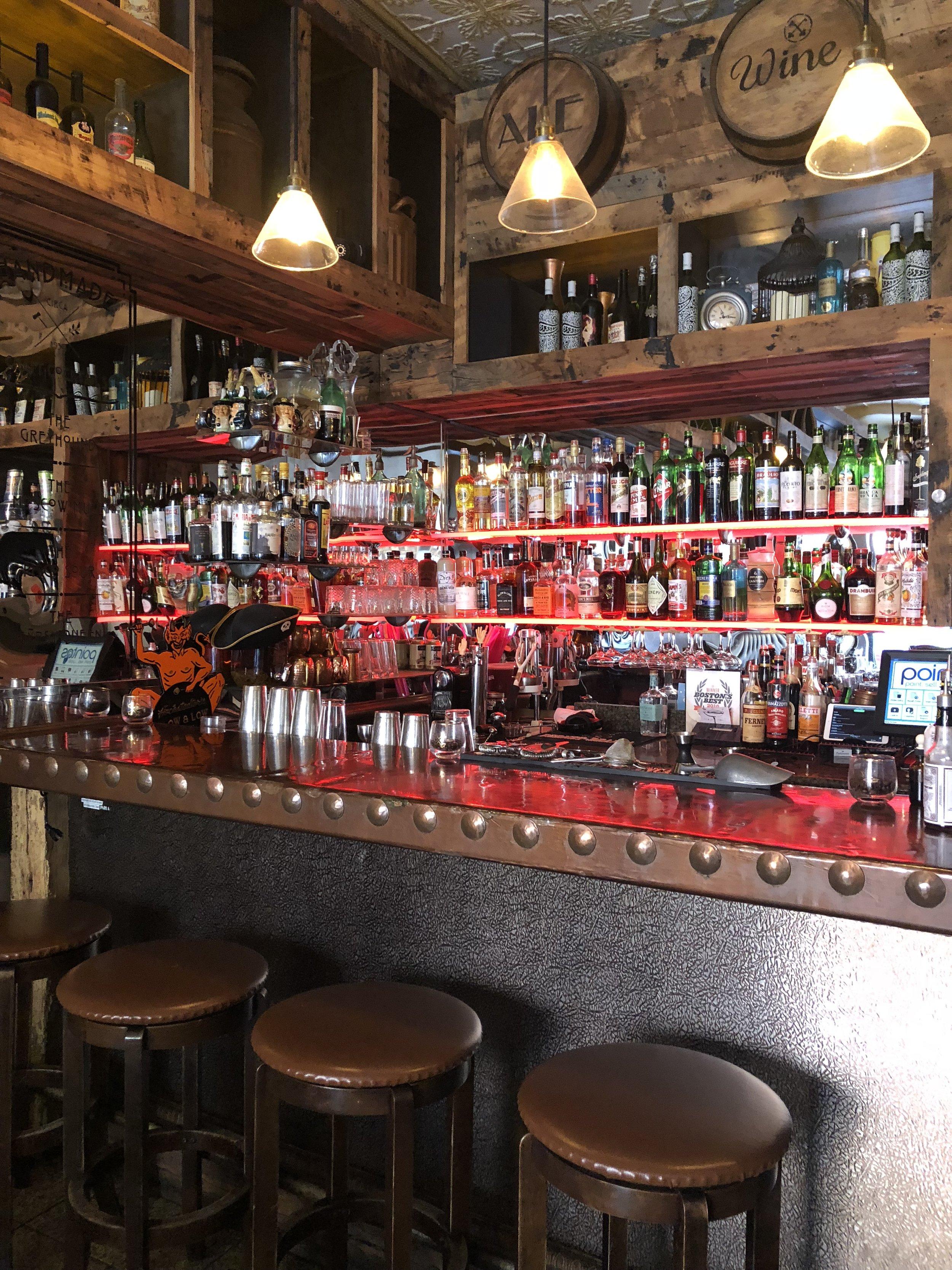 The Bar at Parla