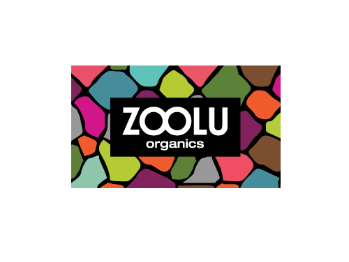 Zoolu Organics - Complete branding package for Zoolu Organics. A Vancouver based organic clothing line for kids.- Logo, brand development, social media, photography, business cards.