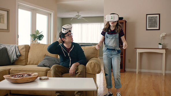 "LAKE CITY BANK ""Virtual Reality"""