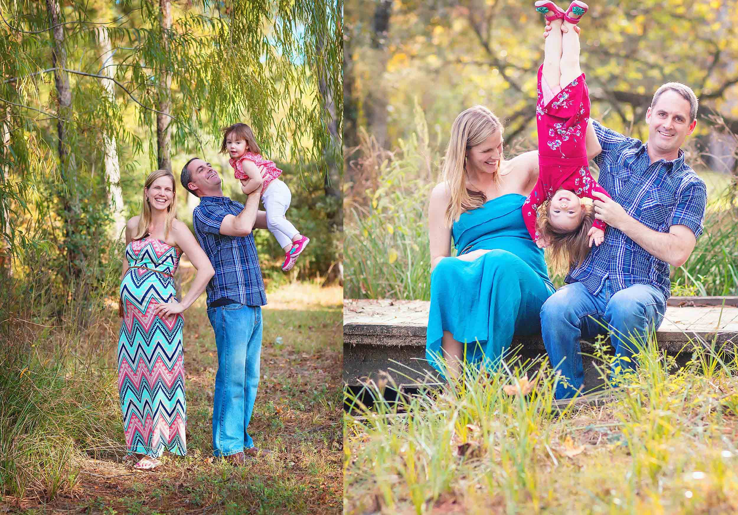 Maternity and family portrait by spryART photography