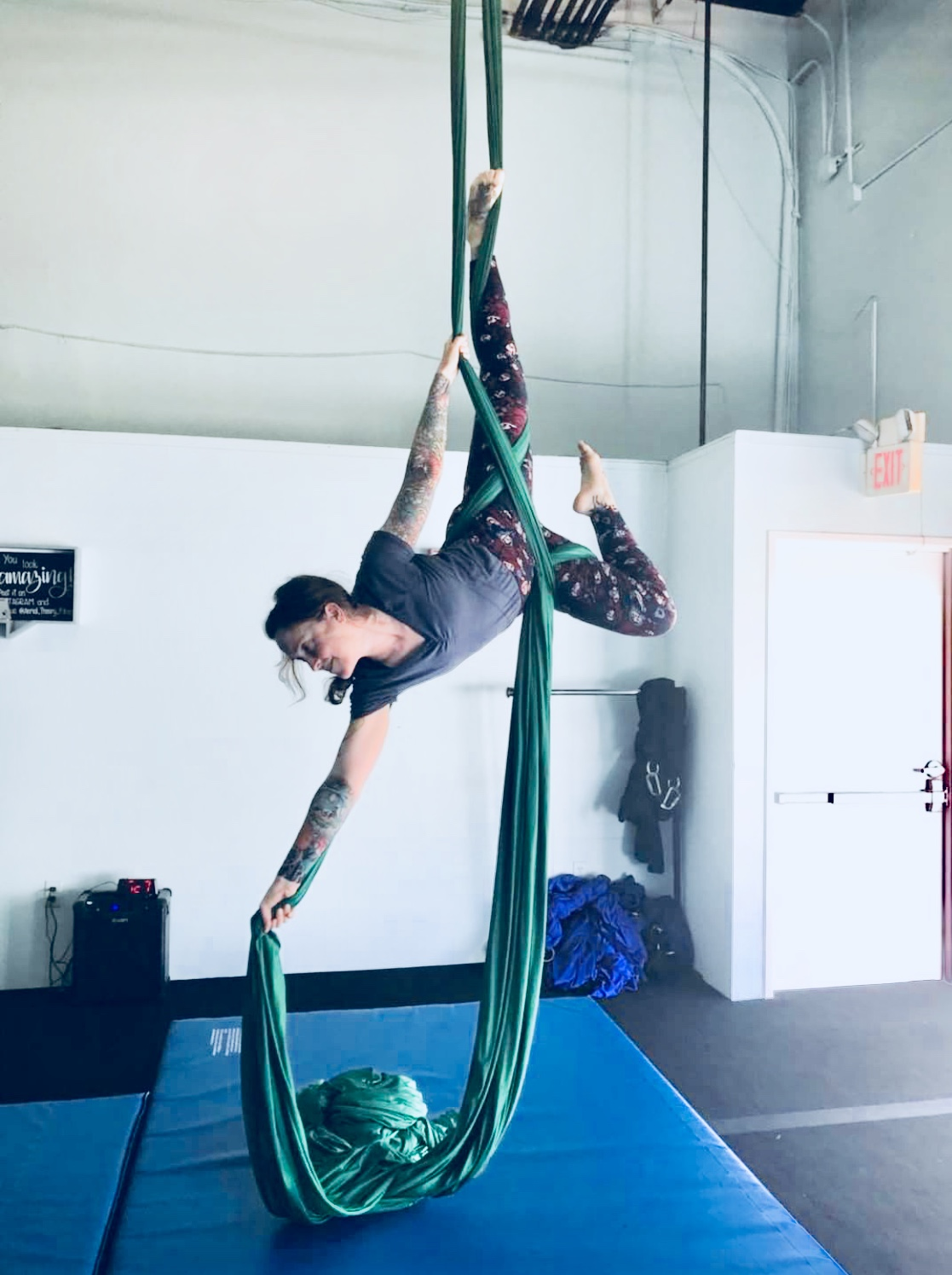 Thighs, Hips & Hitches  @Aerial_Theory_Fitness San Marcos, CA