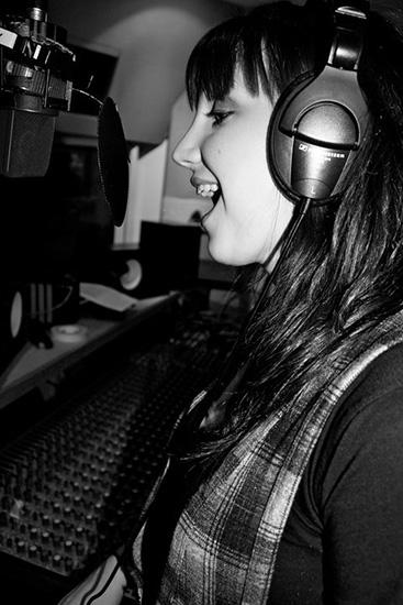 Recording solo EP - 2010
