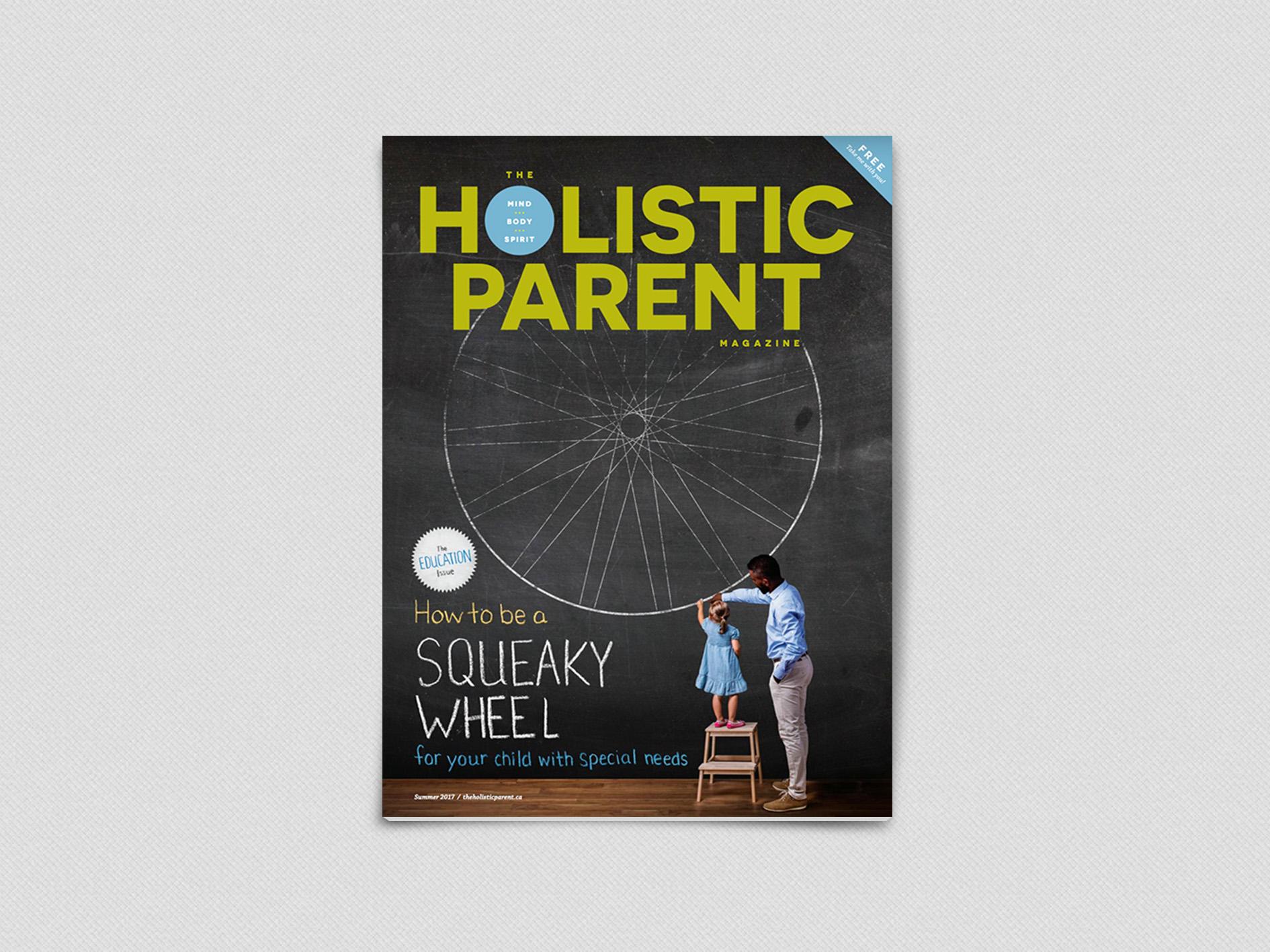 Holistic Parent Magazine