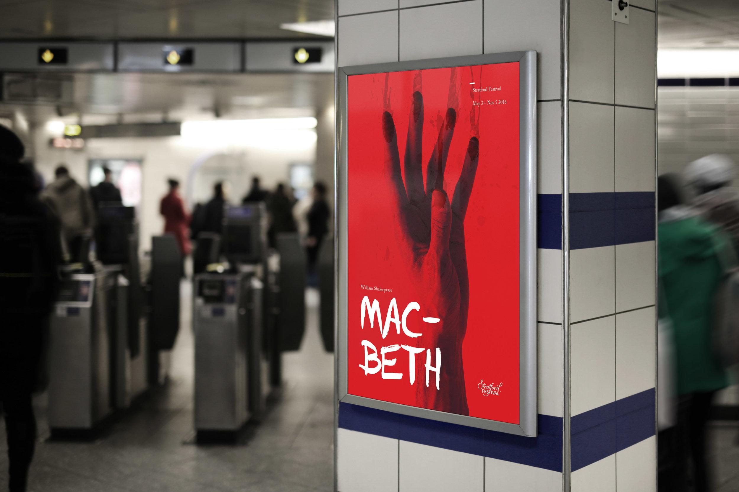 Macbeth - Subway