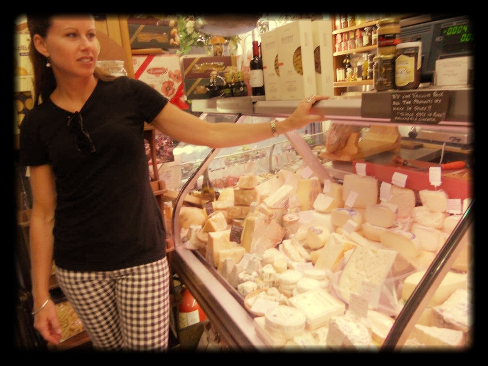 Quest for cheese (always), Rome