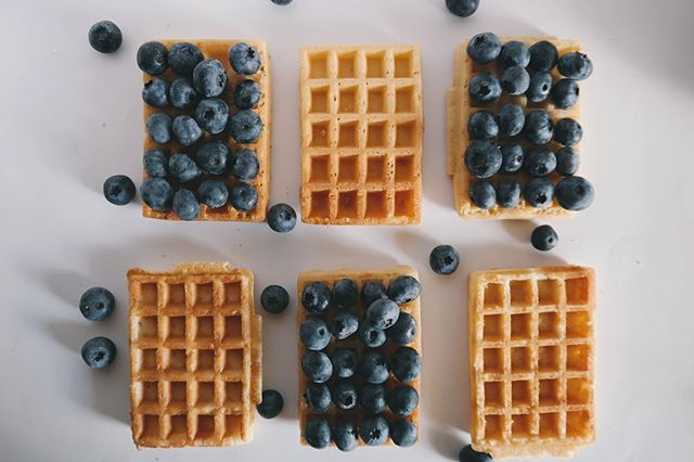 """""""We need to remember what's important in life: friends, waffles, work. Or waffles, friends, work. Doesn't matter, but work is third."""" #LeslieKnope is giving us all of the #WaffleDay girl boss vibes on this Monday! We hope you fuel up on waffles, friendship and hustle today ☕ (Also, did you know that a #waffle emoji is coming sometime this year?!) Are you celebrating #WaffleDay? Let us know in the comments👇 • • • #brittaniwillscreative #hustle #monday"""