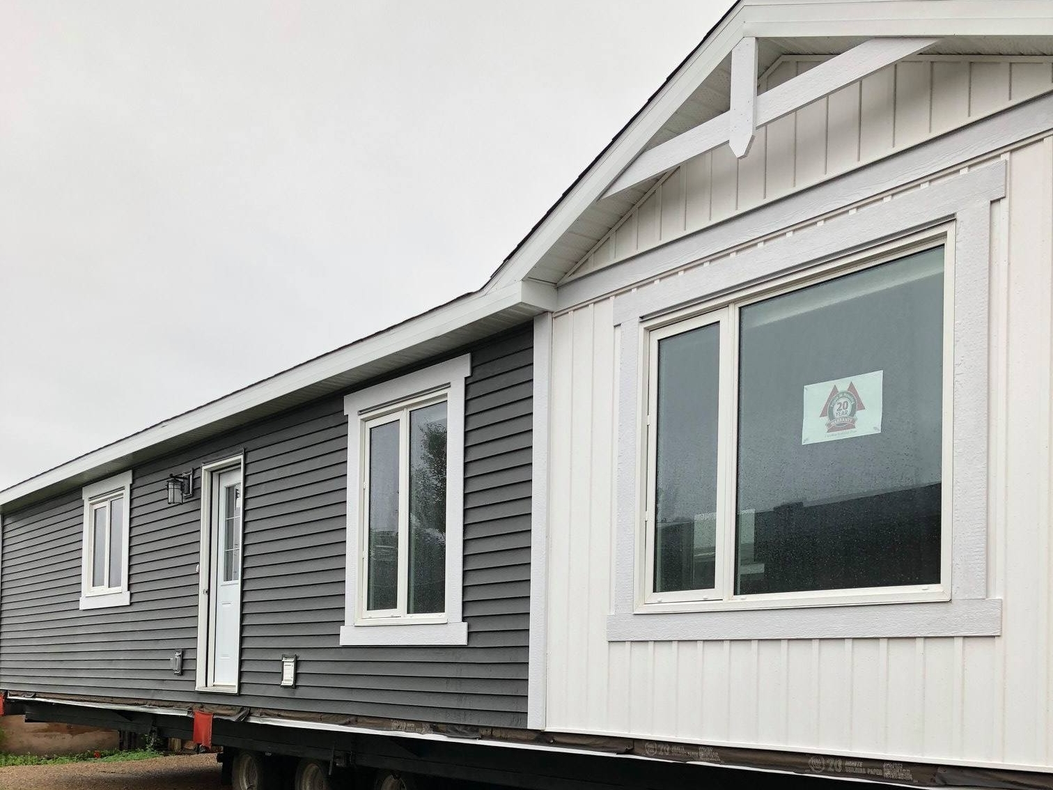 297 gregoire cres - New Modular Home with Land | Gregoire ParkSOLD - $300,000.00