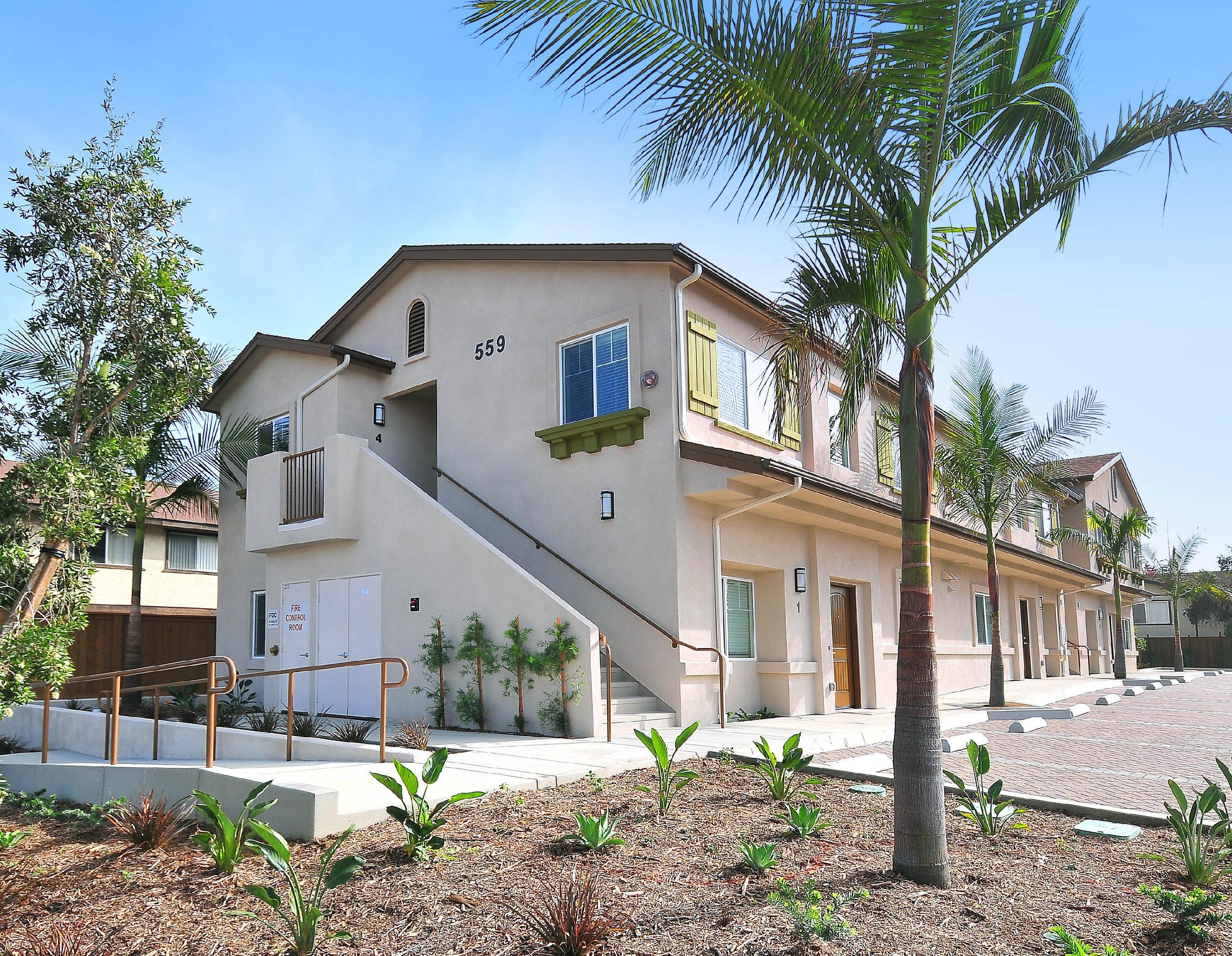 - spanish villa apartments