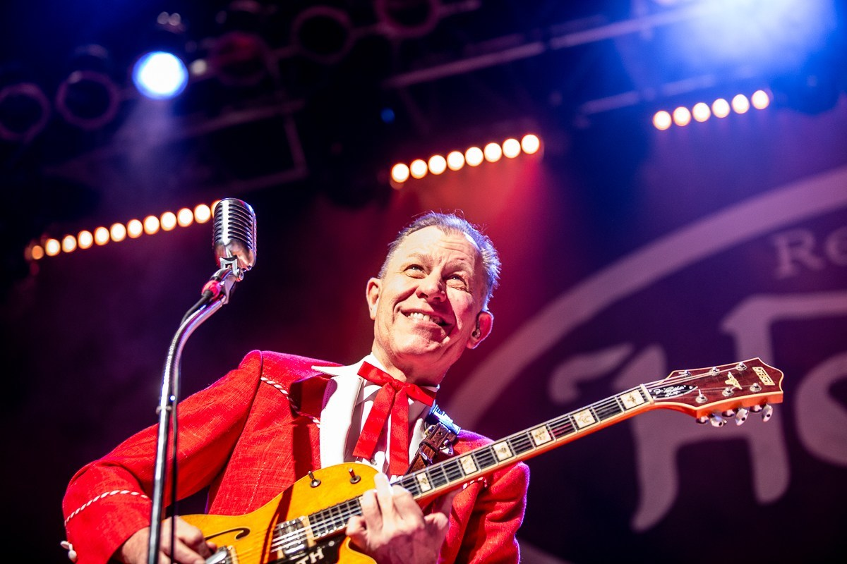STRAIGHT 8THS NO CHASER: AN INTERVIEW WITH THE REVEREND HORTON HEAT
