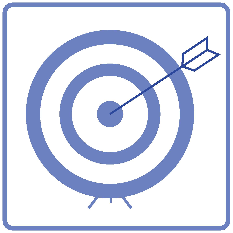 Liam Theo Spickelmier Marketing Target Icon