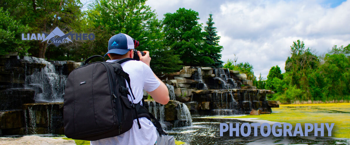 Liam Theo Spicklemier Creative is a photographer in many ways. He provides services for senior portrait, family photos, business, real estate, pet, wedding, and engagement.