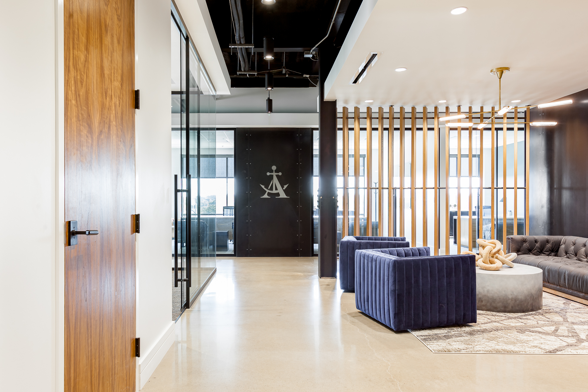 Anchor Investments - Commercial Finish Out + Interior Design