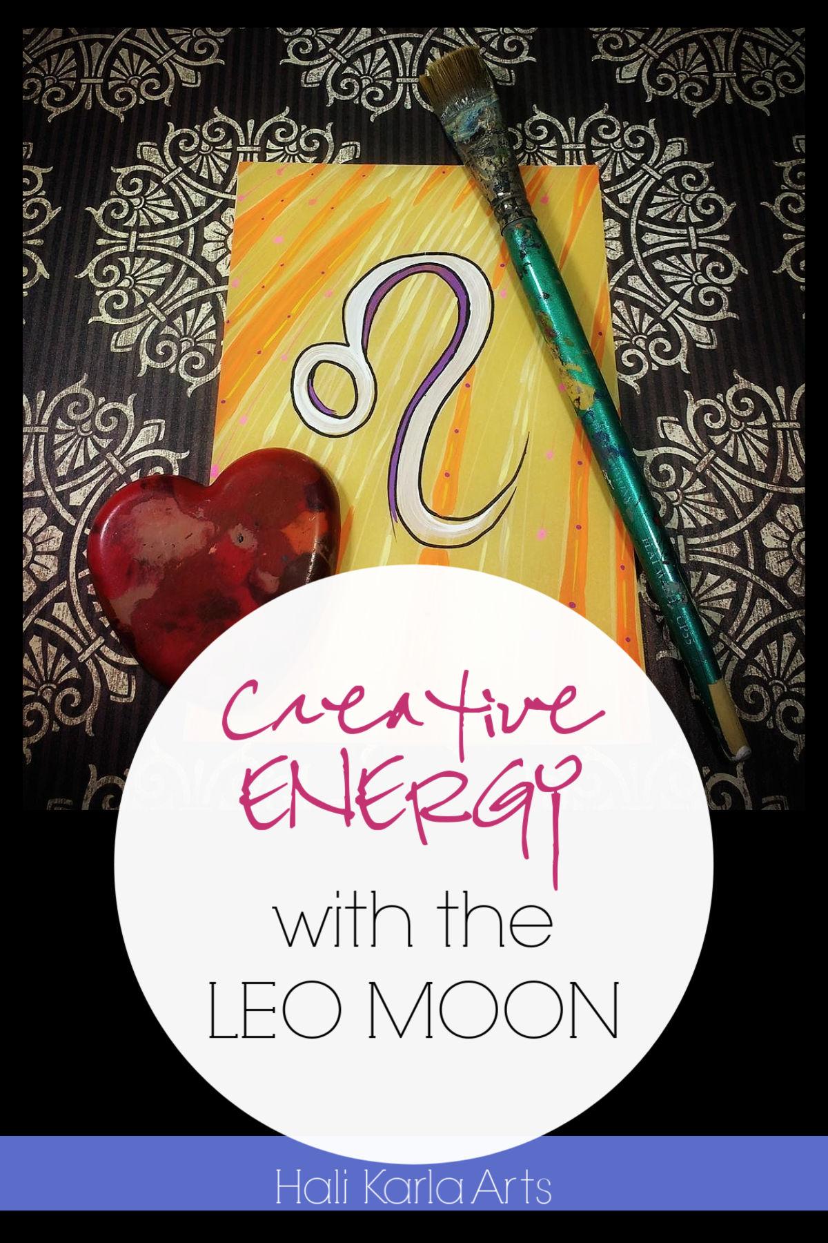 Creative Energy with the LEO Moon