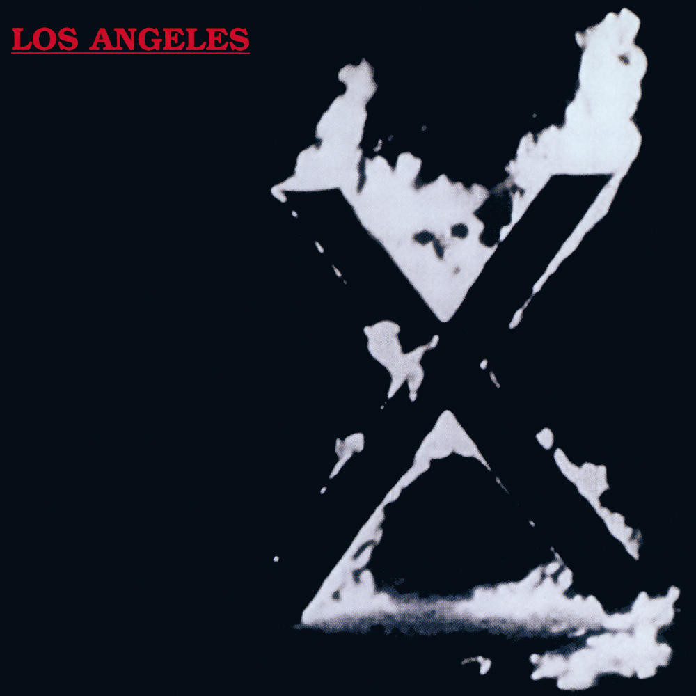 X - LOS ANGELES $30 180 gram vinyl @ 1980 Slash Records